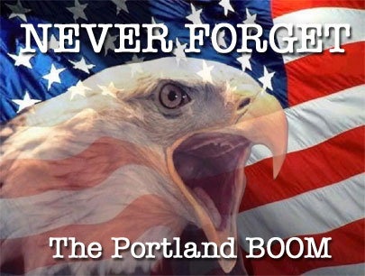 Never Forget The Portland Boom